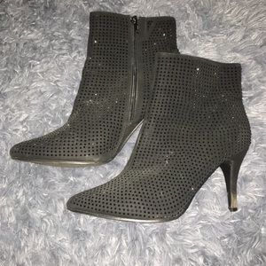Bling Bling Studded Bootie 11W